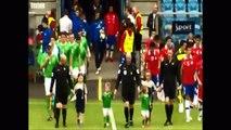 Diego Rojas UC - Gira Europea Chile Sub 20 2012 - Elegido Mejor jugador