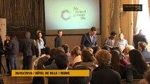 Sciences Po : 1er prix d'éloquence Richard Descoings remis à Reims