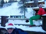 Les Gets Snow Blog, 25/12/2011, Esprit Ski Snow Reports