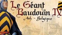 Baudouin IV - Fête des Harengs à Seclin - 29 juin 2014