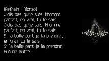 Alonzo - Madame Alonzo ft Leslie ( paroles )