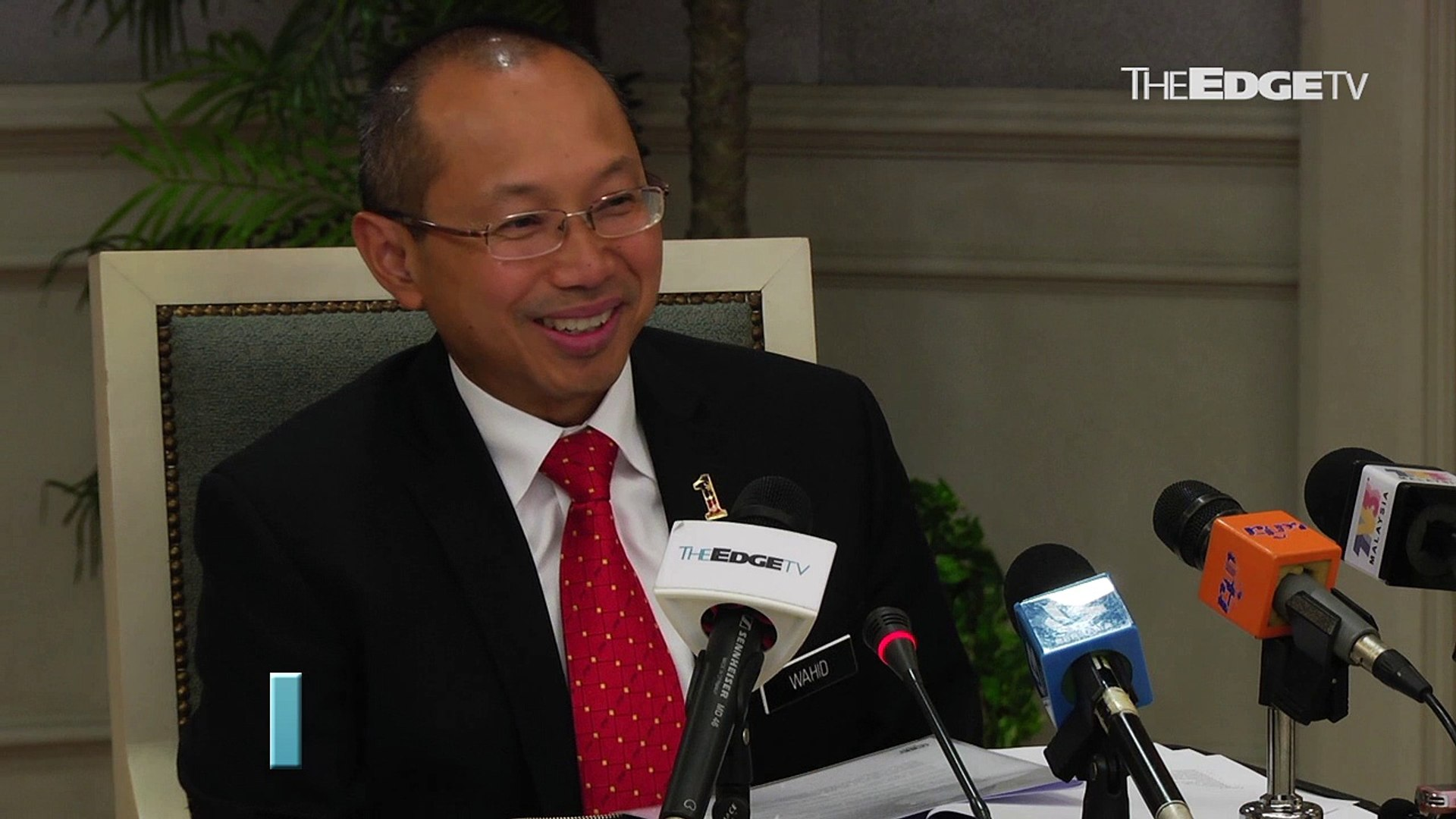 NEWS: Wahid Omar: No intention of returning to politics
