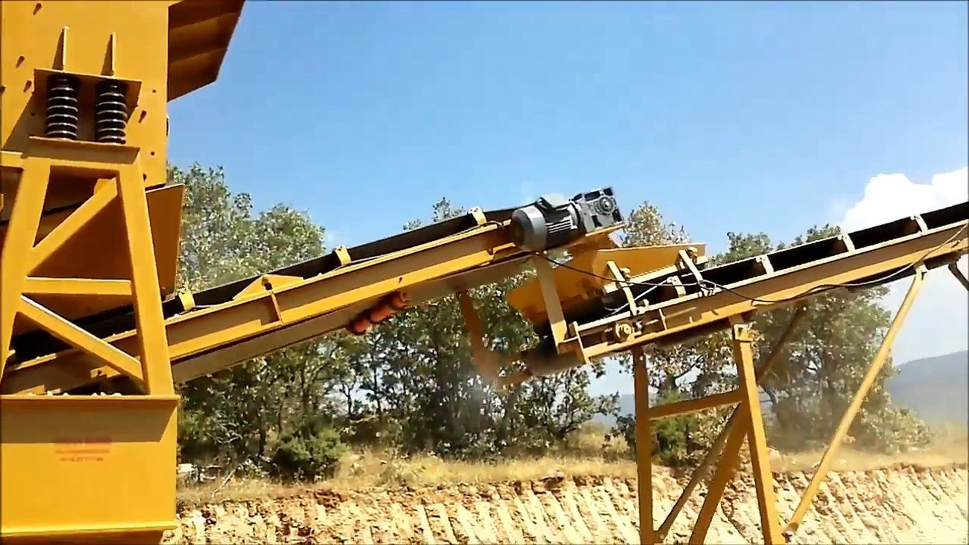 Mobile Jaw Crusher Plant Mobile Rock Crushing Plants