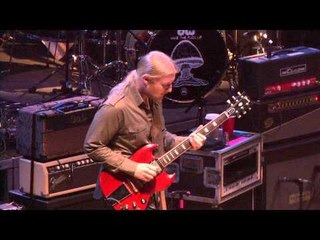 """Allman Brothers """"The Sky Is Crying"""" 12/3/2011 Orpheum Theater Boston, MA"""