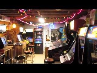 John's Arcade Tour Dec. 2011 - ALL ACCESS ARCADE GAME TOUR!