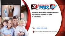 Comparer 3 Prix Système d'Alarme à Gatineau