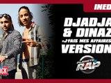 """[Inédit] Djadja & Dinaz """"J'fais mes affaires"""" Version Skyrock en live dans Planète Rap"""