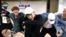 ENG SUB - BANGTAN BOMB] BTS 'Silver Spoon' (Baepsae) Dance
