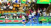AKB48 Team 8 - Yume he no Route @ NBL Toyota Tokyo VS Chiba 20160416