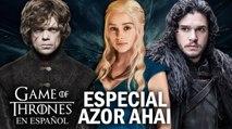 Especial Azor Ahai | Game of Thrones en español