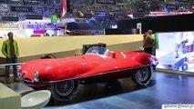 Alfa Romeo Disco Volante Spider by Touring Superleggera   Geneva Motor Show 2016 Gentlemen Drivers