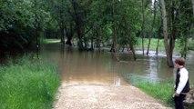 Savigny-sur-Orge - Viry-Châtillon. Crue de l'Orge : les inondations du 2 juin 2016
