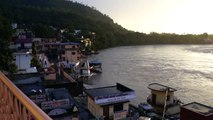 The Ganges from Rishikesh