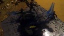 Halo Mega Bloks Battlescape Scene 28 Mongoose Attack