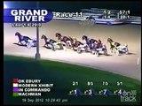 September 19, 2012, Race 11, OSS Grassroots Semi-Final, 3CP, Grand River Raceway
