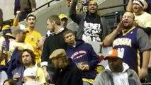 Area 55 - Pacers vs Cavaliers - 11-23-10