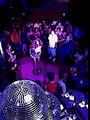 A drag queen from RuPaul's Drag U Race performs at ATL's Brokarts Bar last 09/28/13!
