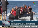 España: CEAR relanza campaña en favor de refugiados