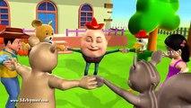 Ringa Ringa Roses || 3D Animation Nursery rhymes For children 01.06.2016