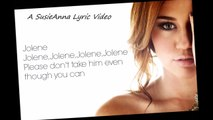 Miley Cyrus - Jolene - Lyric Video