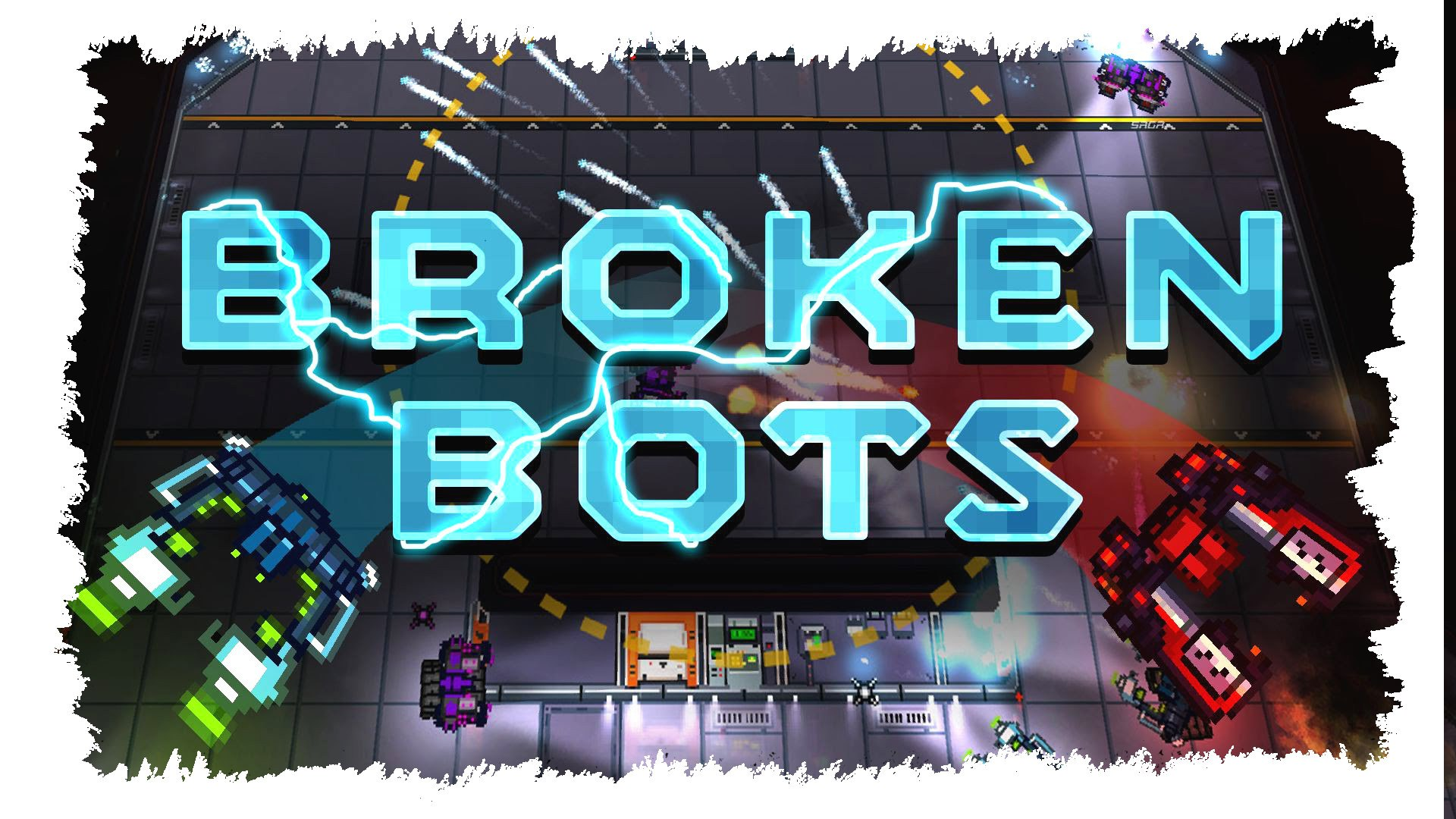 BROKEN BOTS - Gameplay Release Trailer - PS4