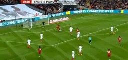 Adrien Silva incredible MISS  - England 0-0 Portugal - 02-06-2016