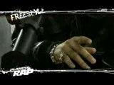 La fouine freestyle rap sur Planete rap