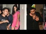 Ranbir Kapoor's Birthday Celebrations With Girlfriend Katrina Kaif