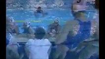 mujeres deportistas: Final equipo de waterpolo feminino
