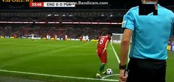 Adrien Silva incredible MISS- England 0-0 Portugal - 02-06-2016