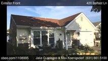 420 Belfast Ln Ridge NY 11961 - Jake Guadagno  Max Koenigsdorf - Netter  Real Estate, Inc