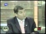 Rafael Correa: No más bases militares en Ecuador mientras yo sea presidente