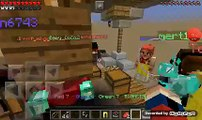 Minecraft PE: TEAM HUNGER GAMES Trolling Every Player #LOL