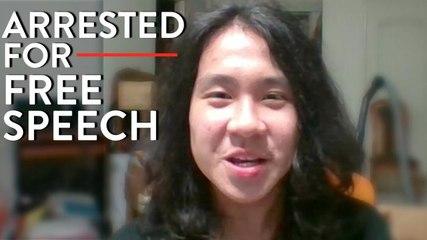 Free Speech in Singapore #FreeAmosYee (part 1 of 2)