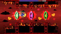 """So Freaking Epic! - """"Heartbreak"""" by TinyManx (Hard) All User Coins! - [Geometry Dash 2.0]"""