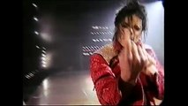 Michael Jackson beat it live in bucharest in 1992.
