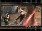 Crisis Core Angeal Genesis VS Sephiroth