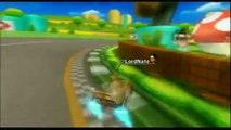 "Mario Kart Wii TIme Trial w/ a kart - Luigi Circuit 1'17""256 (shroomless) by LordNate"