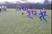 Tournoi école de rugby U.S. Renage-Rives -13ans à Vinay 17