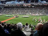 Seattle Sounders FC vs New York Red Bulls March 19 2009