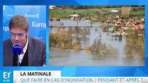 Inondations : quelles sont les précautions à prendre ?