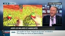 La chronique de Frédéric Simottel: La technologie au service des malades et des handicapés - 03/06