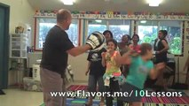 Girls Self-Defense Lessons, 2 of 10 Lessons by Tom Callos and Friends