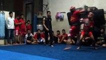 Wushu Đống Đa vs Wushu Thanh Trì lần 5 (27/10/2011) - Trận 2