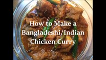 Bangladeshi/Indian Chicken Curry | Jenny Cooks