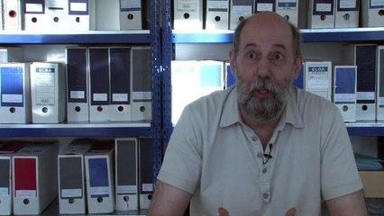 Entrevista Jordi Fossas (ARXIU HISTÒRIC DEL POBLENOU)