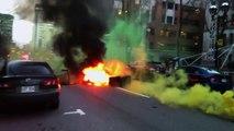Manif-Action vs l'Austérité du 27 Novembre 2014 Montréal ¤ Journée Nationale Perturbations Locales