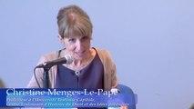 """""""Laïcité, défi de la démocratie : étude d'un mot et d'un principe"""", Christine MENGES-LE-PAPE, Professeur, Université Toulouse 1 Capitole - IMH_Le sens de la laïcité : le vrai défi de la démocratie_05"""