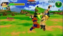 Goku vs Raditz l Dragon ball z tencaichi tag team