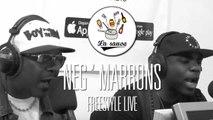 NEG' MARRONS - #LaSauce: Freestyle Live sur OKLM Radio